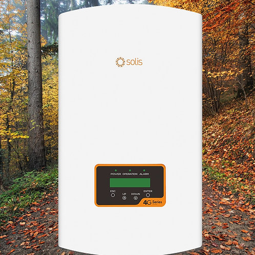 Solis 5kW 4G + Wifi | Wechselrichter | Neugerät | Garantie