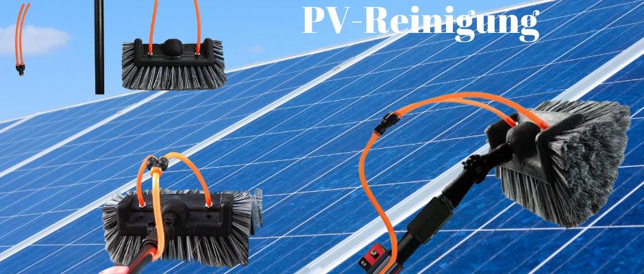 Reinigungsgerät Photovoltaik