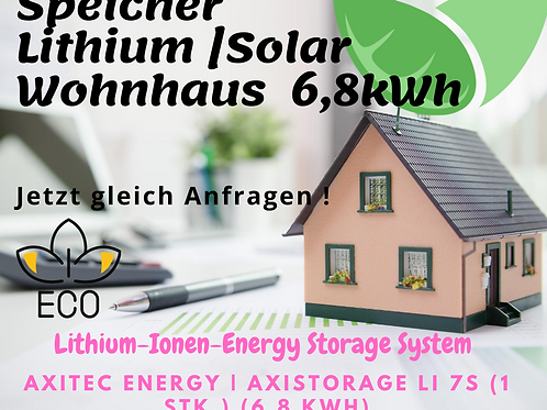 AXITEC Energy | AXISTORAGE LI 7S (1 STK.) (6,8 KWH)