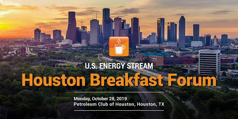 U.S. Energy Stream Houston Breakfast Forum (1)