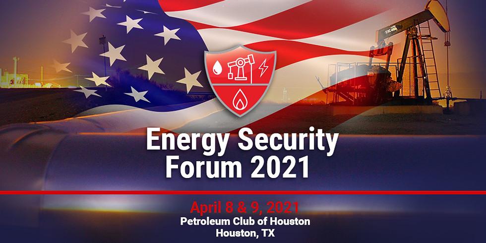 Energy Security Forum 2021