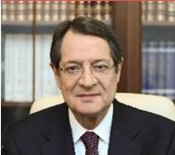 H.E. Nicos Anastasiades President of the Republic of Cyprus