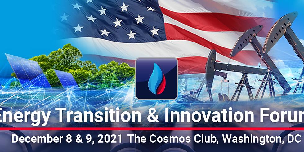 2nd Energy Transition & Innovation Forum 2021