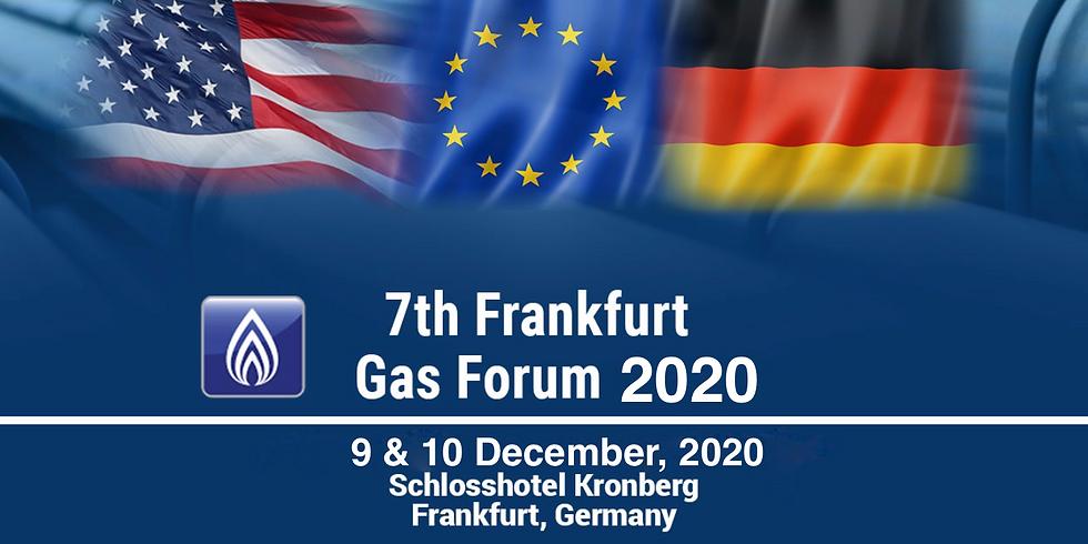 7th Frankfurt Gas Forum 2020