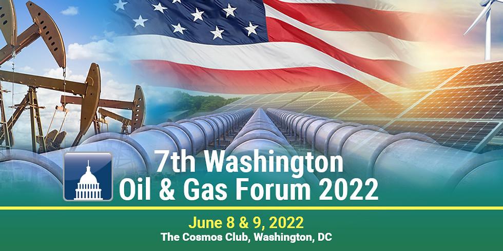 7th Washington Oil & Gas Forum 2022