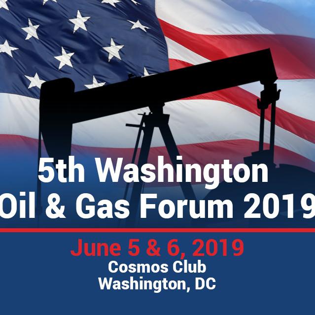 5th Washington Oil & Gas Forum 2019