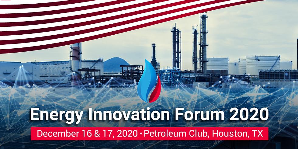 Energy Innovation Forum 2020