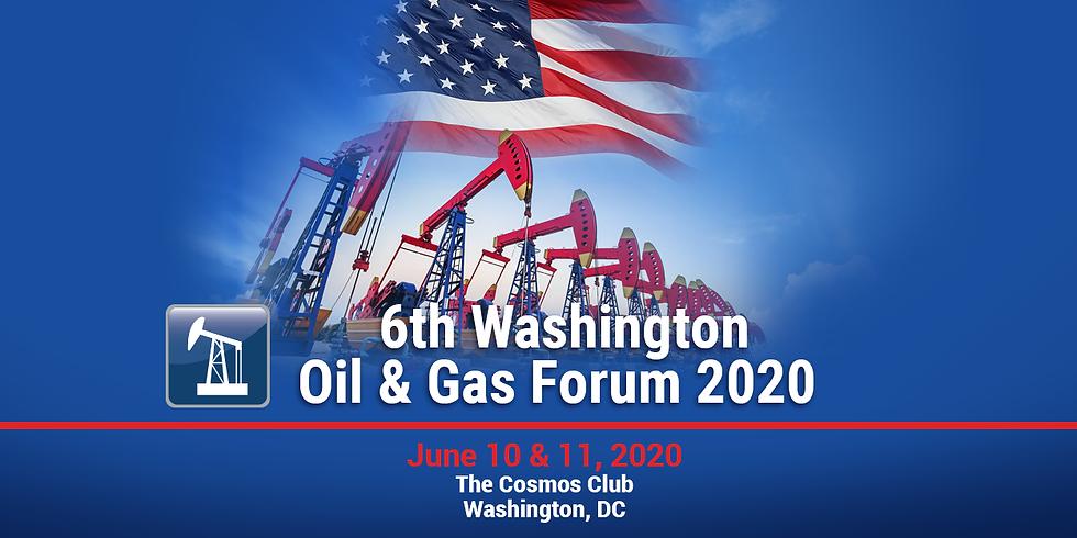6th Washington Oil & Gas Forum 2020