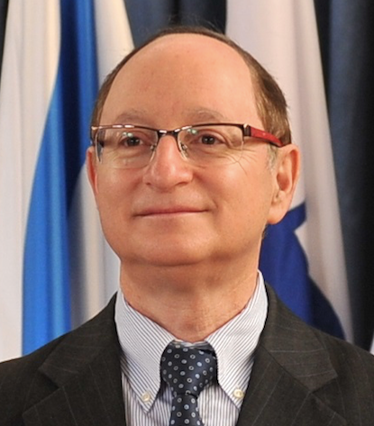 Ron Adam, Ambassador, Special Envoy on Energy, Ministry of Foreign Affairs, Israel