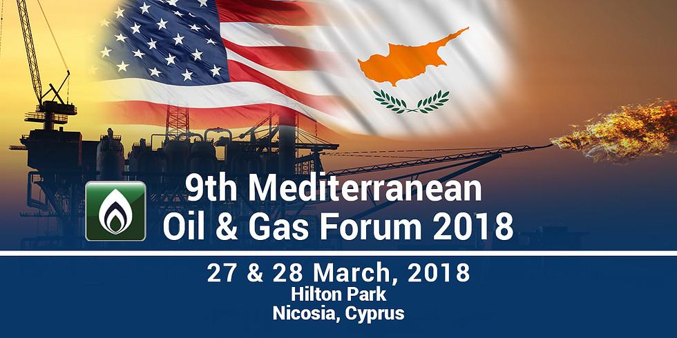 9th Mediterranean Oil & Gas Forum 2018