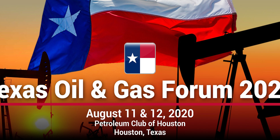 Texas Oil & Gas Forum 2020