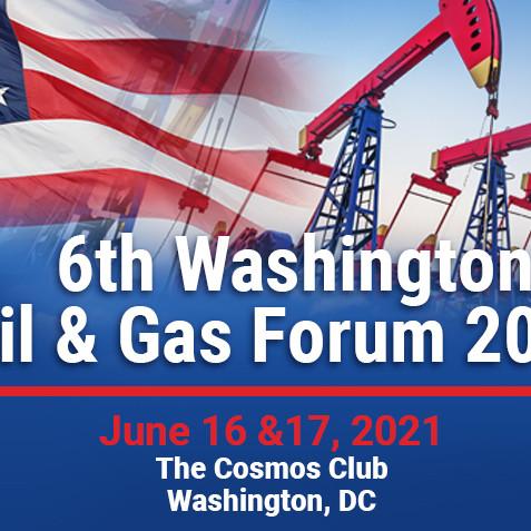 6th Washington Oil & Gas Forum 2021