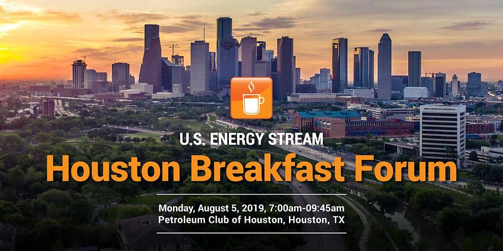 U.S. Energy Stream Houston Breakfast Forum