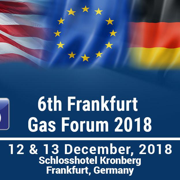 6th Frankfurt Gas Forum 2018