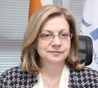 Toula Onoufriou President, Cyprus Hydrocarbons Company, Cyprus