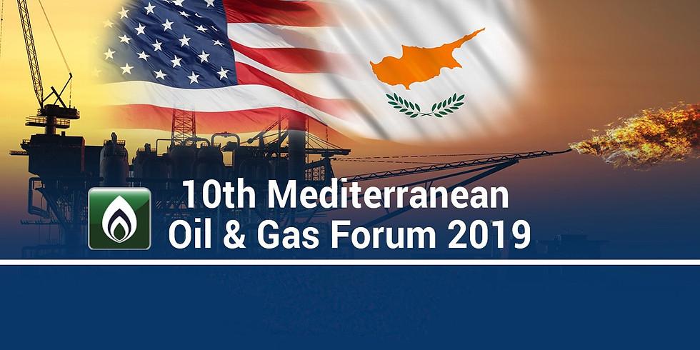 10th Mediterranean Gas Forum 2019