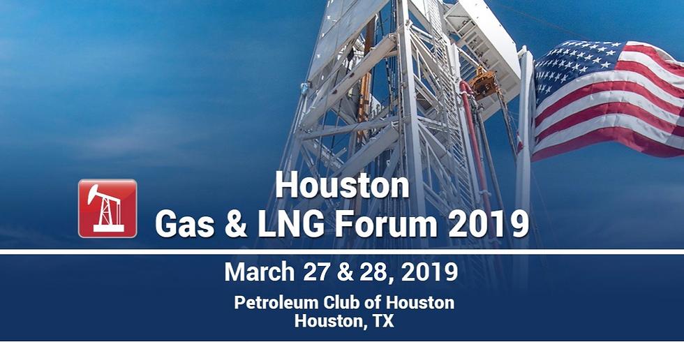 Houston Gas & LNG Forum 2019