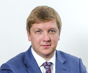 Andriy Kobolyev CEO, Naftogaz of Ukraine, Ukraine