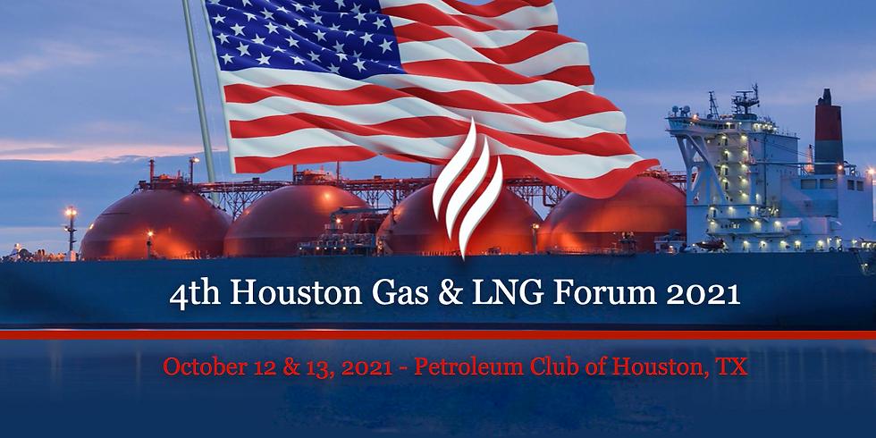 4th Houston Gas & LNG Forum 2021