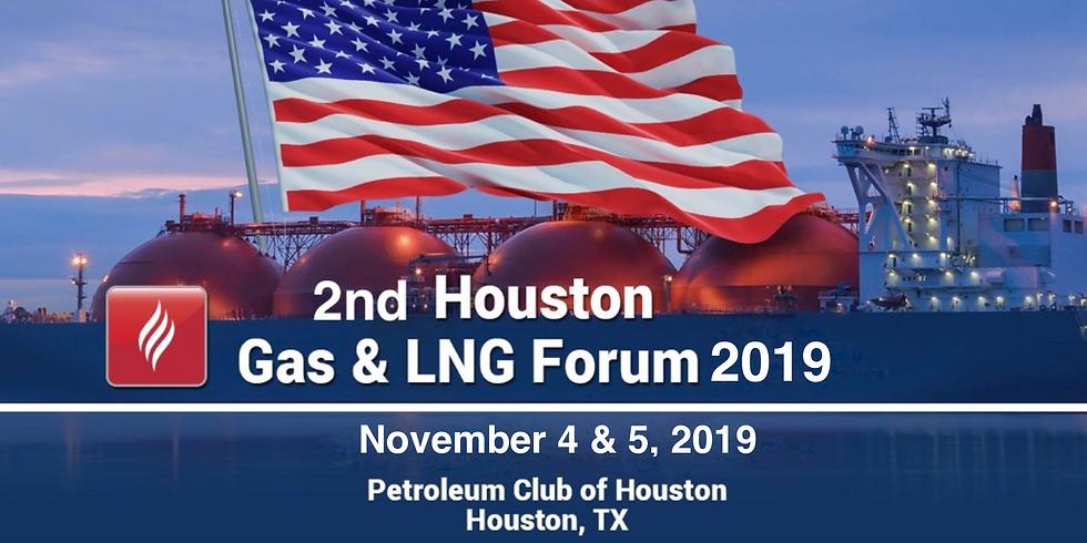 2nd Houston Gas & LNG Forum 2019