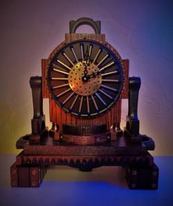 The Helios Clock