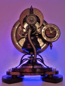 Tempus Spectris Clock