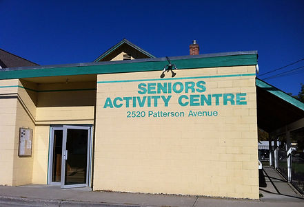 Armstrong Seniors Activity Centre