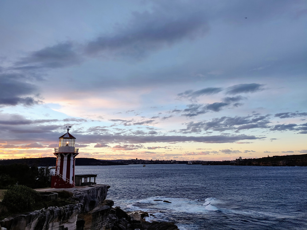 Hornby Lighthouse, Watsons Bay