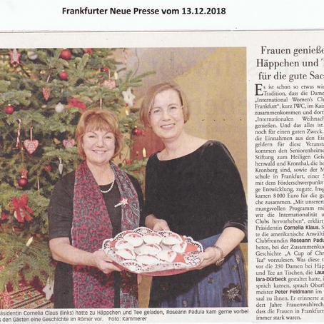 Weihnachtstee 12.12.2018 FNP