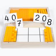 Ook in te zetten voor begripsontwikkeling rond x en :