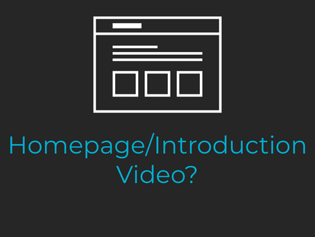 How important is an Introduction Video?