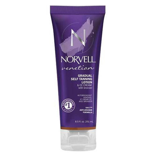Norvell Gradual Self Tanner Cream with Bronzer