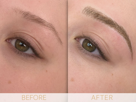 Microblading of The Brows