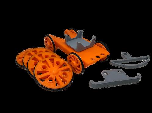 HotRod 3D Printed Kit (without PocketLab Voyager)