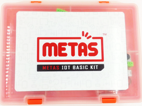 Metas IoT BASIC KIT [Lesson Pack]