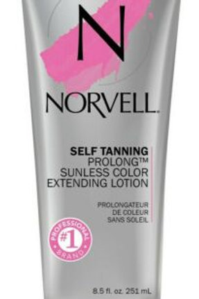 Norvell Self Tanning Prolong Sunless Color Extending Lotion