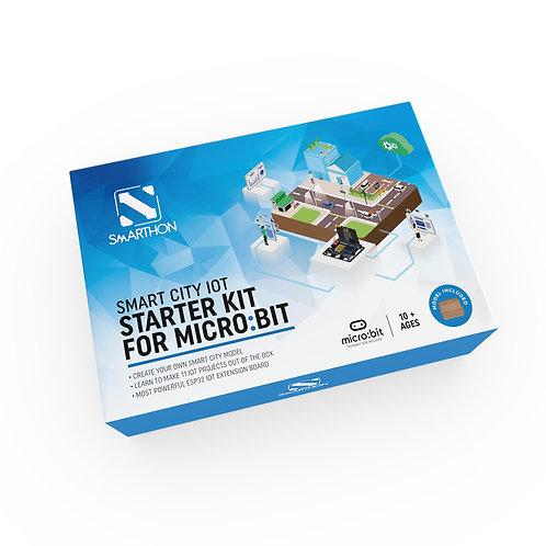Smarthon Smart City IoT Starter Kit for micro:bit (Pre-order only)