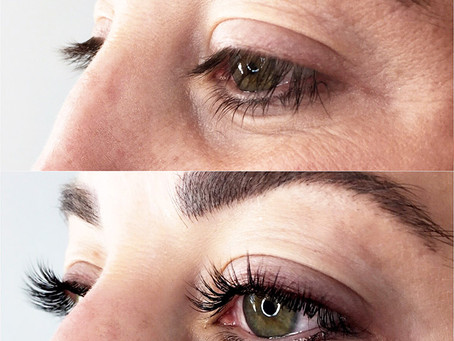 What is a Lash Lift and the process?