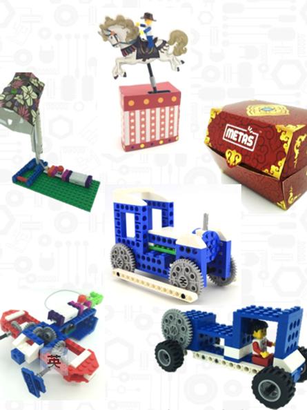 Metas Maker Kids 1 [Lesson Pack]
