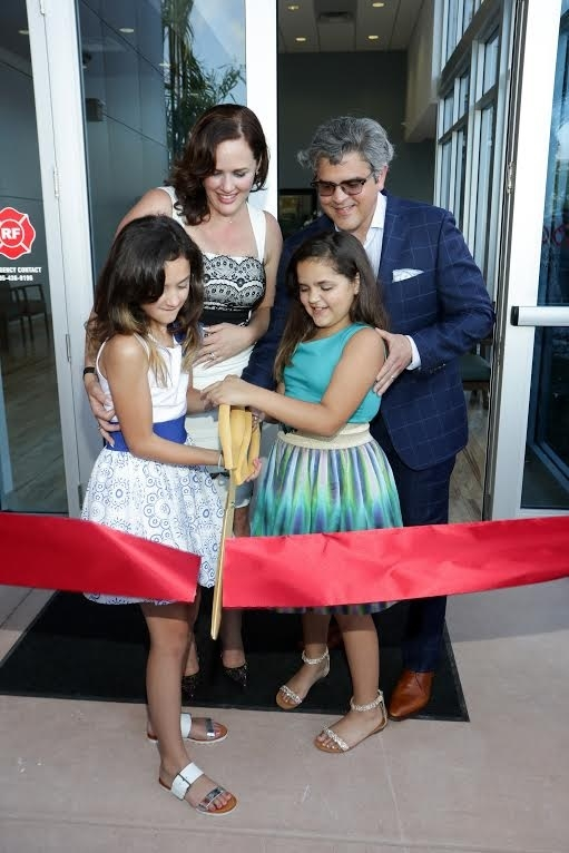RIBBON CUTTING MIAMI