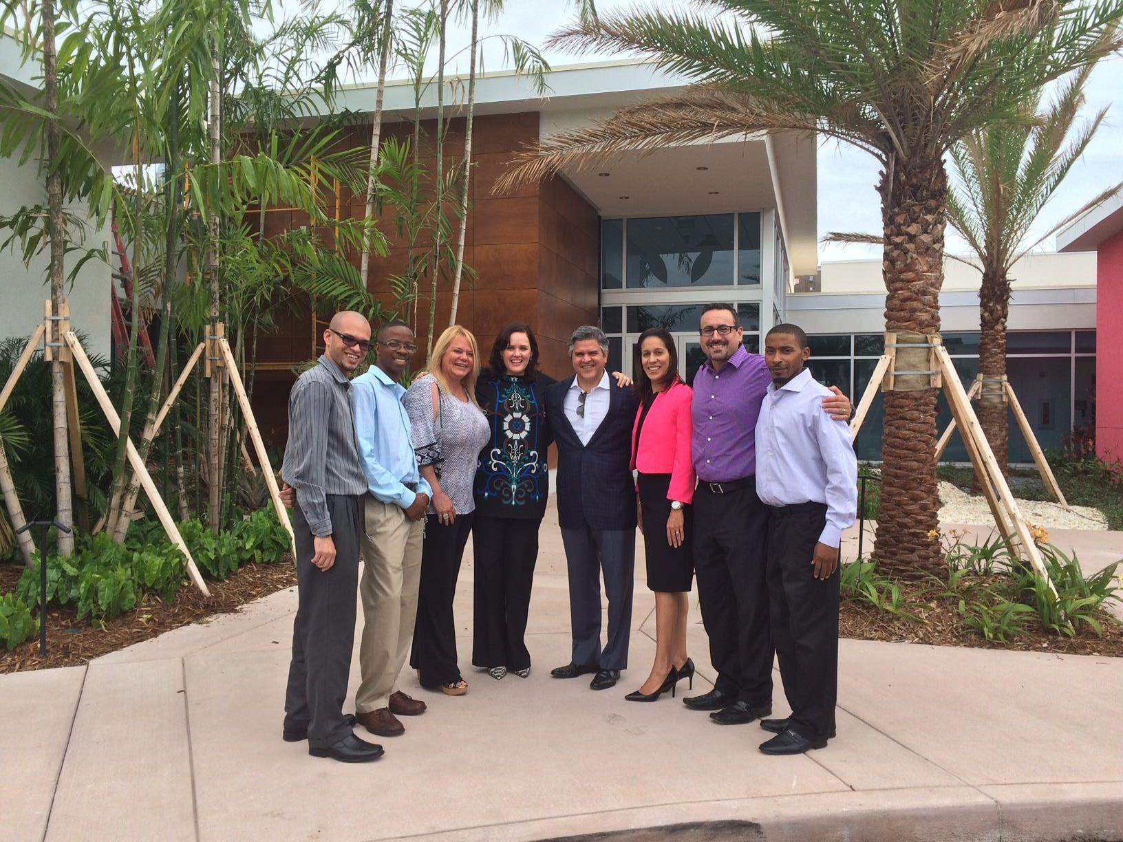 Miami Staff