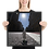 Thumbnail: Elsa Ventures Down Broadway... (framed)