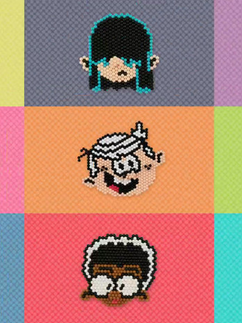 MadeWithNick Loudhouse for Aquabeads_web