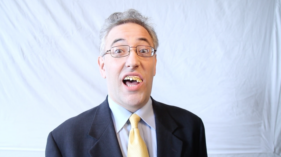 Glenn Martin DDS - Wear a Yellow Tie!-HD