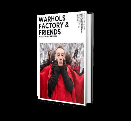 WARHOL'S FACTORY & FRIENDS Vol 1