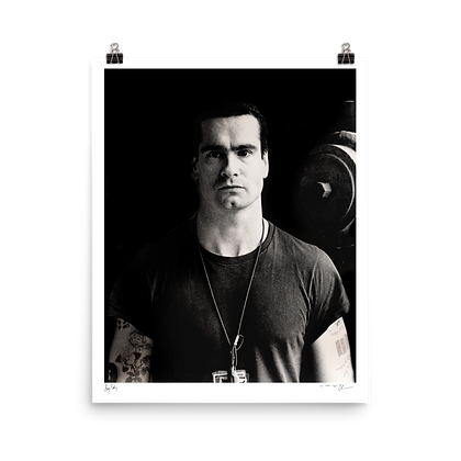 HENRY ROLLINS as seen by Mister Lynch