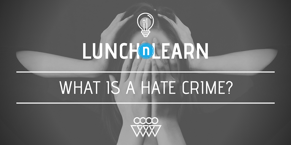 Hate Crime vs. Hate Incident, What's the Difference?