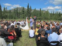 Lang-Dueling Wedding