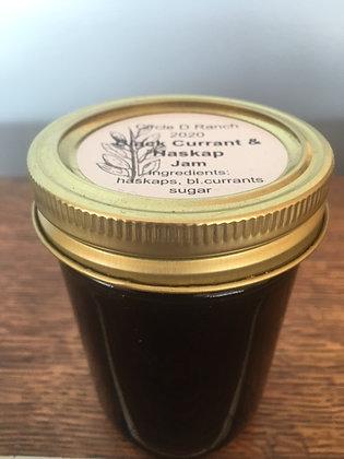 Black Currant & Haskap Jam