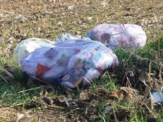 Ecologia: nel 2017 il comune ha raccolto 600.000 kg di rifiuti abbandonati e terre di spazzamento.